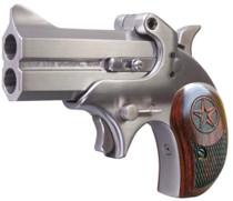 Bond Arms Cowboy Defender .32 H&R Magnum 3 Inch Barrel Polished Stainless Steel Finish