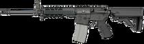 "Rock River Arms LAR-15LH Operator-L AR-15 SA 223 Rem 16"" Barrel, Operator CAR Stock Black, 30rd"
