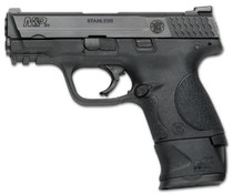 """Smith & Wesson M&P 9C, 9mm, 3.5"""",, Extended Grip"""