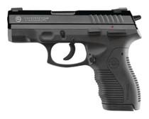 "Taurus Model 809 Compact 9mm, 3.5"" Barrel, Blue Finish, Loaded Chamber Indicator, 17rd"