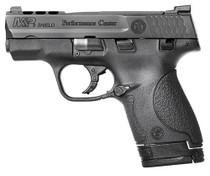 "Smith & Wesson M&P 9 Performance Center Shield 9mm 3"" Ported Barrel Tritium Night Sights"