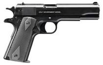 """Walther Colt 1911 A1 Govt 22LR 5"""" Barrel Black 12 Round, 1 Mag"""