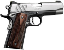 "Kimber Pro CDP II, 1911 45ACP, 4"" Barrel, 7rd, CA Approved"