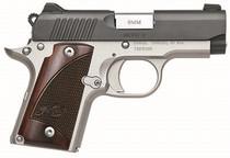 Kimber Micro 9 Two-Tone 9mm, 6rd