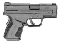 Springfield XD Mod.2 SC 45 ACP, Black, 13rd