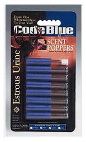 Code Blue Estrous Scent Poppers Doe, 200 Vials