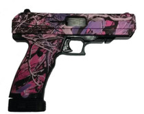 "Hi-Point Hi-Point .40 Smith & Wesson Polymer Frame 4.5"" Barrel Pink Camo Finish 10rd"