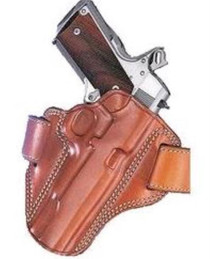 """Galco Combat Master S&W L Frame 686, 2 1/2"""", Right Hand, Tan"""