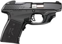 "Remington R51CT, Crimson Laser Grip 9MM 3.4"" Barrel Melonite Finish 7 Rd Mag"