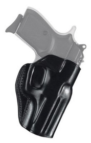 Galco Stinger Belt Holster Walther PPK/PPKS Black Right Hand