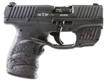 Walther PPS M2 9mm With Crimson Trace Laser, 2 Mags 7 Rd