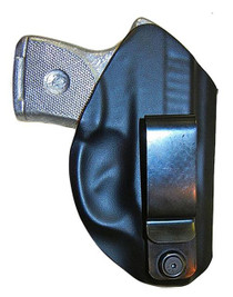 Flashbang Betty S&W Shield, LaserMax Black Thermoplastic, RH