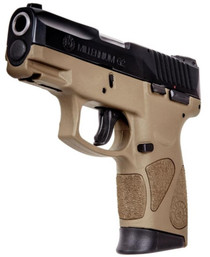 "Taurus Millennium G2 9mm 3.2"" Barrel Flat Dark Earth Finish 12rd Mag"
