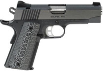 "Kimber Eclipse Pro, 45 ACP, 4"", Brush Polished Frame/Slide, 8rd"