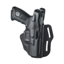 Beretta APX Leather Hip Holster, Mod 5, RH, Black