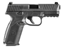 "FN 509 NMS Double 9mm, 4"" Barrel, No-Manual Safety, 17rd"