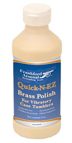 Frankford Arsenal Brass Polish 8oz Bottle Brass Polish 8 oz