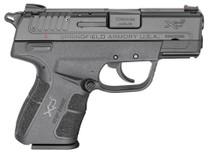 "Springfield XD-E 9mm 3.3"" Barrel Fiber Optic Sight Ambidextrous Safety 9rd Mag"