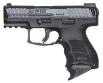 "HK VP9 SK, 9mm, 3.39"", Black, 10rds"
