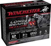 """Winchester Long Beard XR 12 Ga, 2.75"""", 1-1/4oz, 5 Shot, 10rd/Box"""