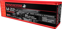 Winchester M-22 Subsonic 22LR 45gr, Lead Round Nose, 100rd Box