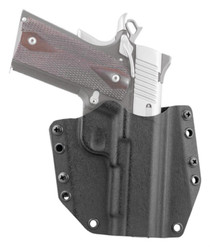 "MFT Standard Outside Waistband Holster For 1911 With 4"" Barrel Right Hand Black"