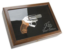 Kimber K6S Revolver, 1st Edition.357 Magnum, Case, DISPLAY MODEL