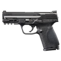 "Smith & Wesson M&P9 2.0 Compact 9mm, 4"" Barrel, Black, 15rd Mag"