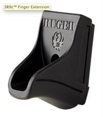 Ruger SR9C/SR40C Finger Extension for Magazine