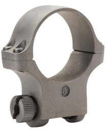 Ruger Clam Pack Single Ring High 30mm Diameter Hawkeye Matte Stainless