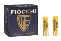 "Fiocchi Target Steel Shotshells 12 Ga, 2.75"", 1oz, 7 Shot, 25rd/Box"