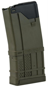 Lancer L5 Advanced Warfighter Magazines - L5AWM 5.56 (.223), Opaque Olive Drab, 20rd