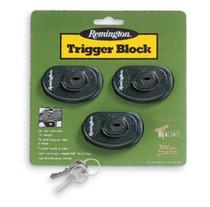 Remington Trigger Block Locks 3/Pack