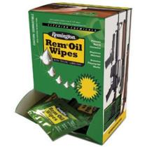 Remington Oil Wipes 6x8