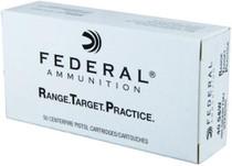 Federal .40S&W 180Gr RTP Range Target Practice 50rd Box