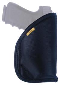 Tagua Gunleather Remora Pocket Holster Fits Ruger Lcp/Keltec P32/P3at/Hel Cat 380 Ambidextrous Black