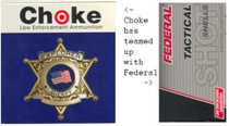 Federal Tactical Buck Shot 00 12GA 8 Pellet 5/BX