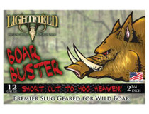 "Lightfield Boar Buster Sabot 12 Ga, 2.75"", 1.1oz, 5rd/Box"