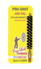 Pro-Shot .338 Cal. Nylon Rifle Brush