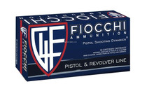 Fiocchi .CP 230gr FMJ Box of 50, Shooting Dynamics 50rd/Box