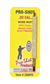 Bore Mop .20/.204 Calibers