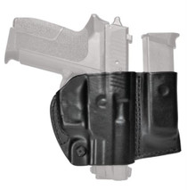 Blackhawk CQC Compact Slide With Magazine Pouch Black Right Hand For Springfield XD and XD Compact