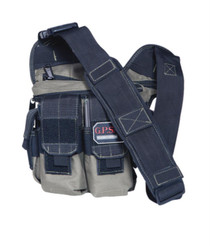 G. Outdoors Rapid Deployment Pack Black With Gray Trim