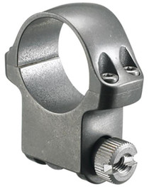 Ruger Scope Ring 5Ktg High Target Grey Stainless Steel