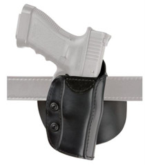 Bianchi 568 Safariland Holster Beretta/Colt Commander/Cz/Eaa/Taurus Stx Plain Black Right Hand