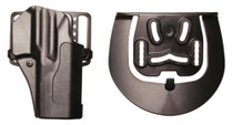 Blackhawk Standard CQC Holster S&W M&P Shield, Matte Black, Right Hand