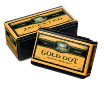 Speer Handgun Bullets .400 Caliber 155 Gr, Gold Dot Hollow Point, 100/Box