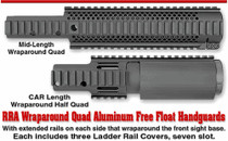 Rock River Arms Car Wrap Half Quad Rail