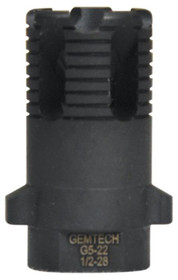 Gemtech Quicksnap Mount For G522 Phantom Style Flash Hider Threaded 1/2-28 X 0.500 Inch Oal
