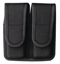 Bianchi 7302 Double Magazine Pouch Velcro Closure Size 2 Black